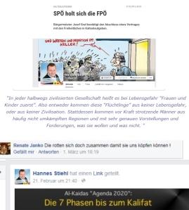 FPÖ holt sich die SPÖ in Kaltenleutgeben