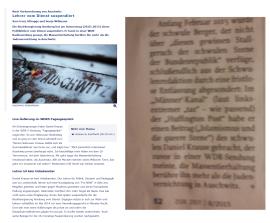 FPÖ-Zur Zeit 9 - 2015 - Rechtewerber und Holocaus