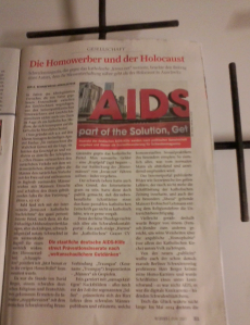 FPÖ-Zur Zeit 9 - 27-02-2015 Rechtewerber Holocaust