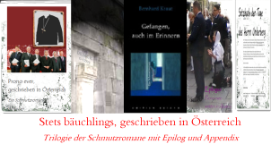Österreich - Trilogie Schmutzromane