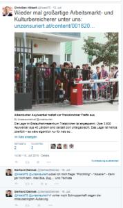 Bereicherung von FPÖ ist keine Bereicherung des Parlaments