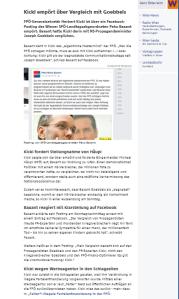 Herbert Kickl - Endlich heraus aus der Geschichtsfalle der FPÖ