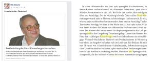 Wer des Respekts der FPÖ recht sicher sein kann
