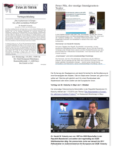 FPÖ Unzensuriert Asylshopper Harald Kotschy