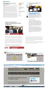 FPÖ Unzensuriert Tiroler Tageszeitung Christian Ragger Preussicher Anzeiger