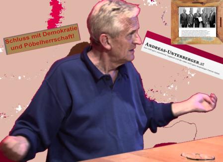 Andreas Unterberger Lebenswerk Kunschak reich