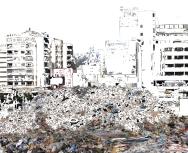 Fossicking - refuse