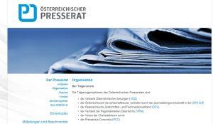 Presserat Österreich - Ausreden für das Verharren in der Rückständigkeit
