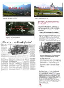 Birgit Mosser-Schuöcker - Film strotzt vor Einseitigkeiten