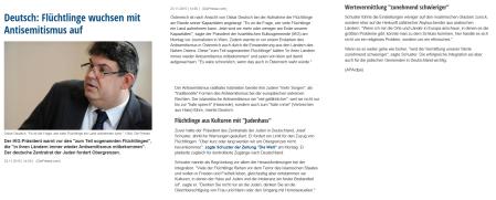 ÖsterreicherInnen wuchsen mit Antisemitismus auf