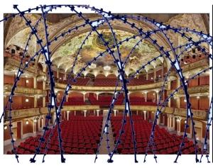 Theater wirkt nicht einmal im Volks-Theater