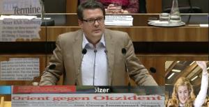Wendelin Mölzer führt die ZZ