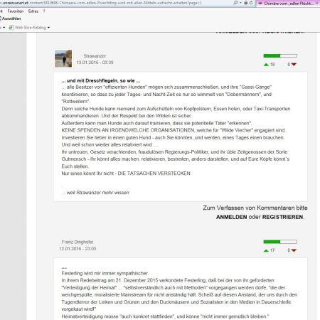 Franz Dinghofer unzensuriert - Scheiß auf den Anstand