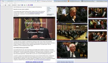 Michael Ley nicht aus Ulm im österreichischen Parlament - Kein Bier für Nazis