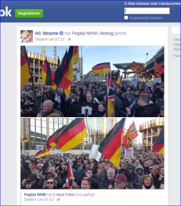 Was FPÖ unzensuriert zum Verbreiten billig ist He-Chr Strache zum Teilen recht
