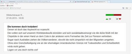 FPÖ unzensuriert Wildschönauer Afd