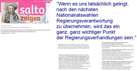 Norbert Hofer hofft auf Übernahme der Regierungsverantwortung