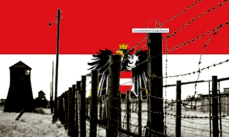 For Gates of Vienna is Austria a concentration camp