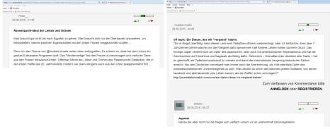 FPÖ unzensuriert - Rassenzucht