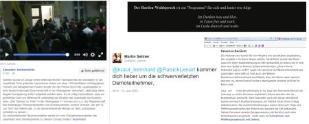 Martin Sellner - deutsch und wahr sei dein Gesang, nicht aber deine Rede