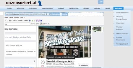 Matin Lichtmesz FPÖ unzensuriert Lesung 20-04-2016 Identitäre