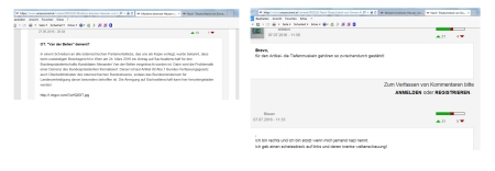 FPÖ unzensuriert - Blauer - 8 Juli 2016