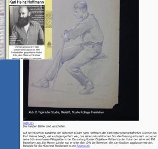Karl Heinz Hoffmann - Der Gesinnung ihre Kunst