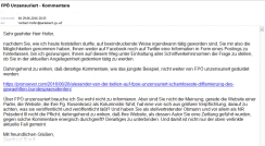 Norbert Hofer - FPÖ unzensuriert Kommentare