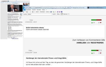 FPÖ unzensuriert - Harald Vilimsky und das zu eliminierende Gesindel