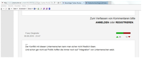 Franz Dinghofer der FPÖ unzensuriert