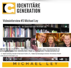 Michael Ley Video und Vortrag