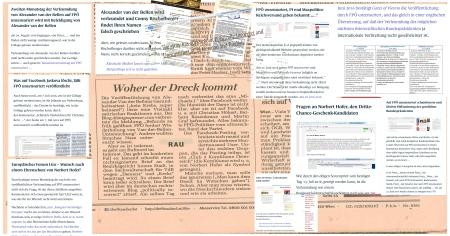 Rau - Wo der Dreck bleibt - Speziell für Hans Rauscher