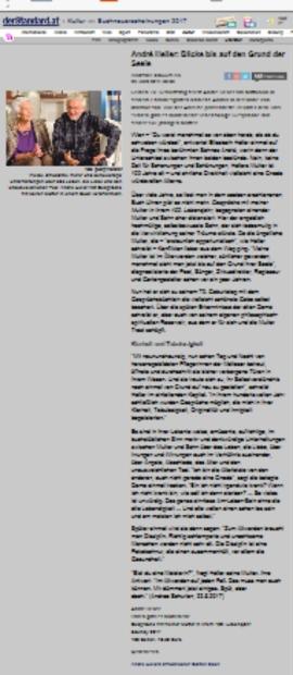 Andrea Schurian - Andre Heller - Blicke bis auf den Grund der Seele