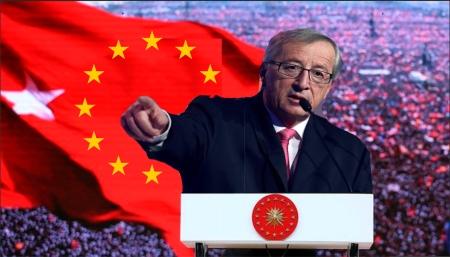 Auf in die Türkei - Juncker