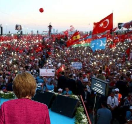 Auf in die Türkei