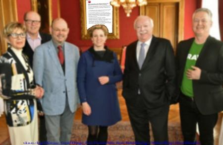 Antisemitismus-Komitee - Wiener Rathaus