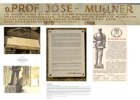 Josef Müllner Bildhauer - Tourismusgerecht betafelt