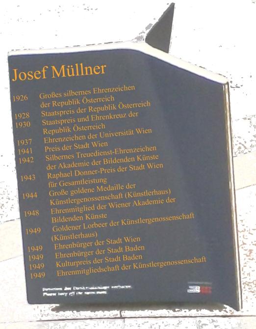 Josef Müllner Bildhauer