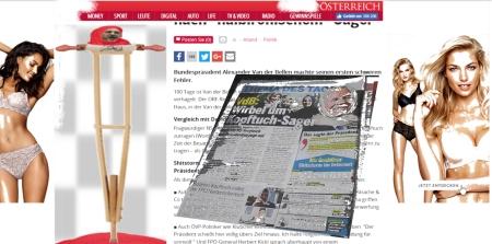 Kopftuch - Mediales Österreich - Diskusssion als Dauererektion