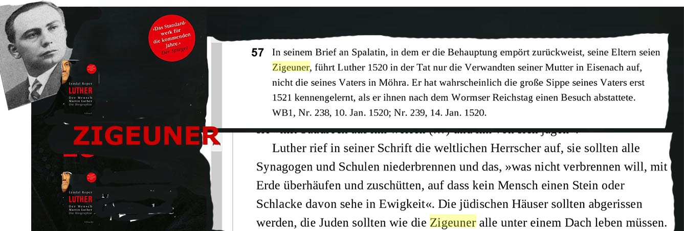 Luther - Portschy