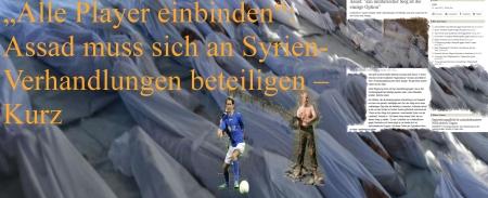 Sebastian Kurz und sein Player