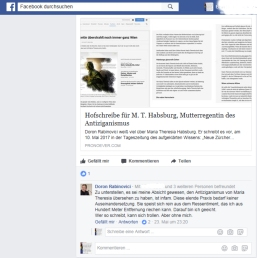 Doron Rabinovici - Antiziganismus - Ressentiment 24-05-2017