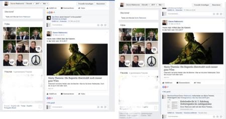 Doron Rabinovici - Facebook - Eine Reaktion