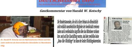 Republik Österreich - Wiener Zeitung - Deutsche Lobby - Wiener Akademikerbund