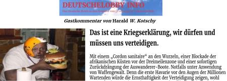 Wie in Österreich cordon sanitaire verstanden wird