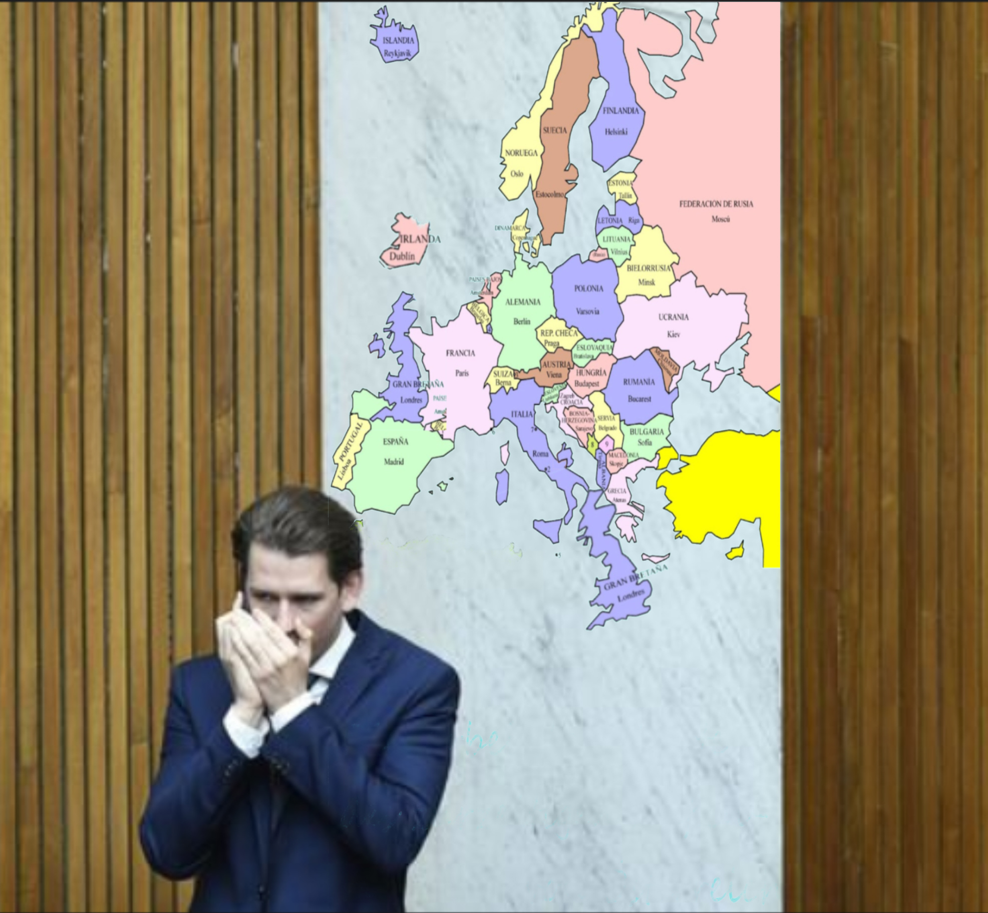 Großbritannien auf dem Kontinent - Sebastian Kurz