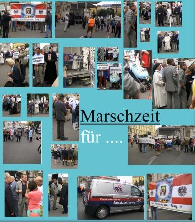 Marsch für die Familie - Albertinaplatz - Parlament - Erzdiösese Wien - 17.06-2017