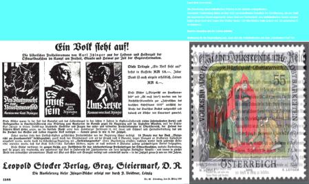 Das Frankenburger Würfelspiel - Blutgericht - Briefmarke Österreich 2005.png