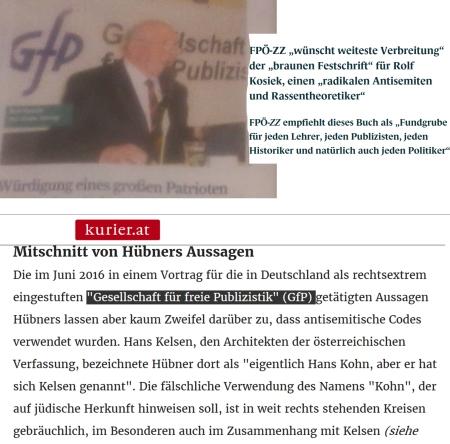 FPÖ - HSW Hübner schon wieder