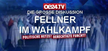 Oe Fellner im Kampf - Die große Wahldiskussion